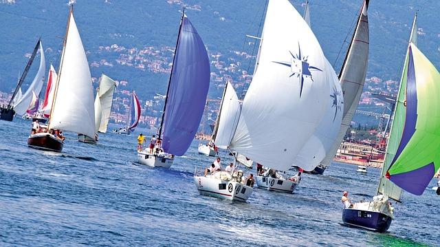 Free photo regatta fiumanka race sailboat free image - Photo de voilier gratuite ...