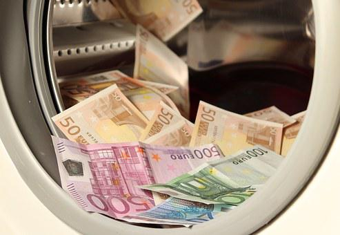 Money Euro Wash Bills Economy Exchange Bro