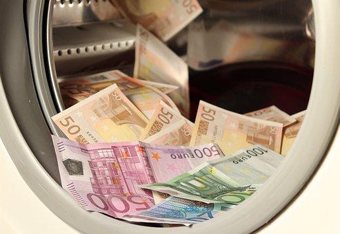 Money Euro Wash Bills Economy Exchange Bro