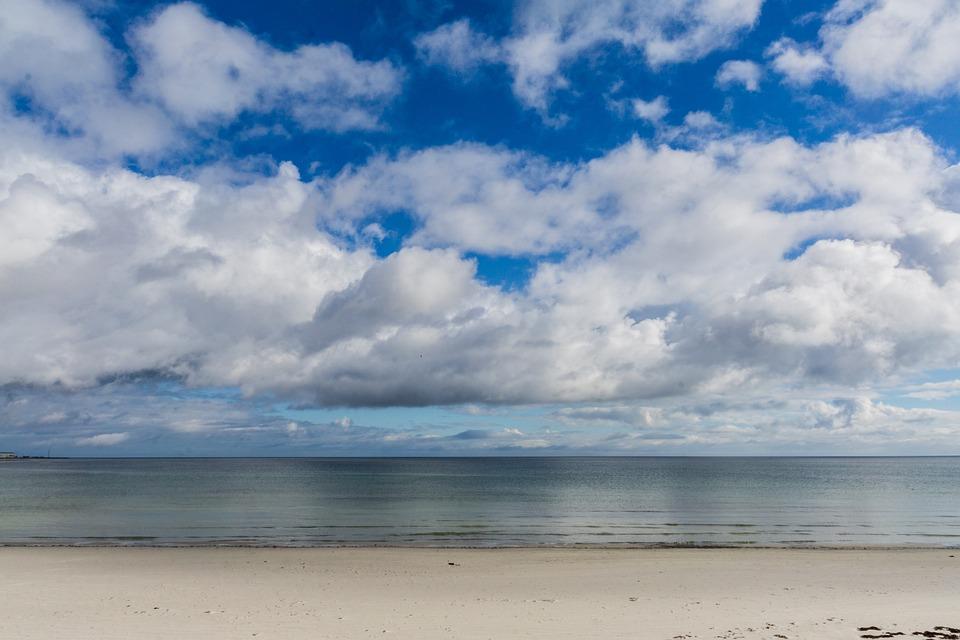 Foto gratis: Playa, Sol, Cielo, Nubes, Arena - Imagen gratis en ...
