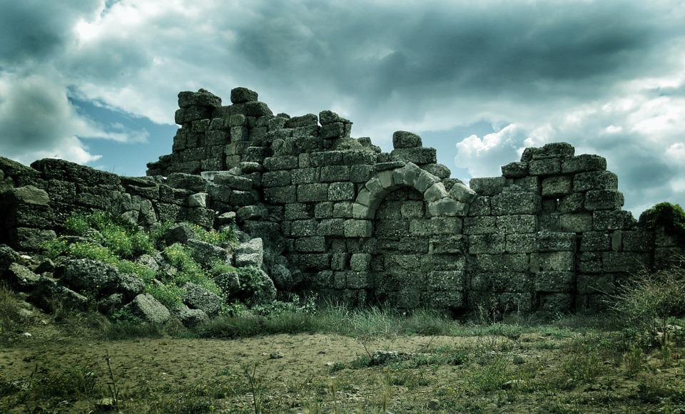 Ruin Side Turkey Turkish - Free photo on Pixabay
