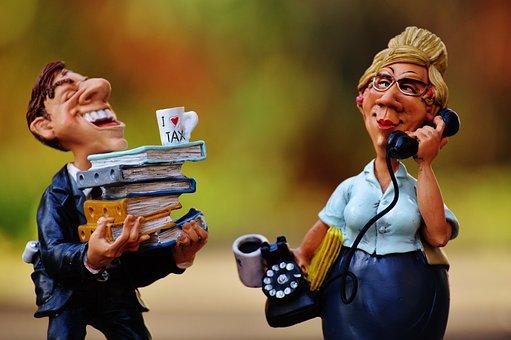 Tax Consultant, Secretary, Office, Phone