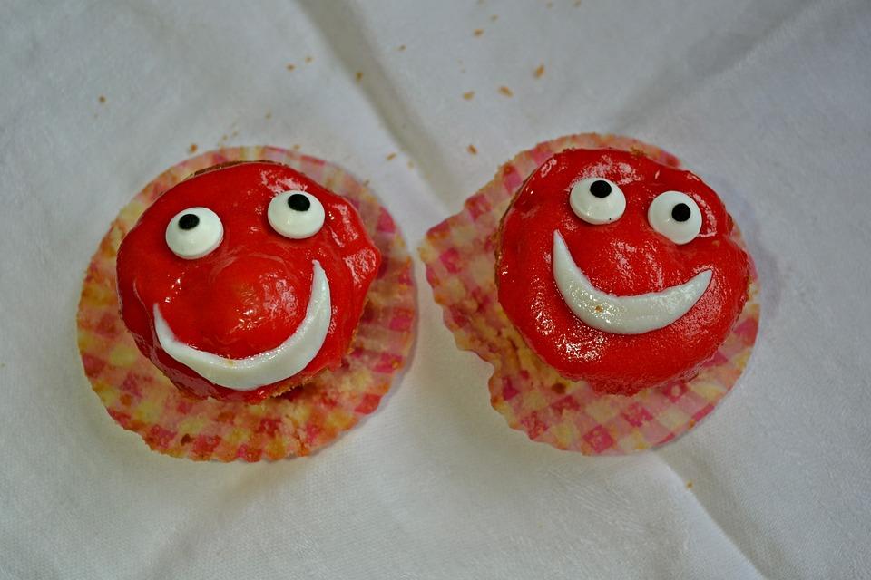 Cupcakes, Taartjes, Koekjes, Toetjes, Nagerecht