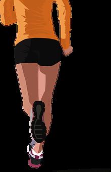 スポーツ, ランナー, 健康, フィットネス, 運動選手, 実行, 運動, 人