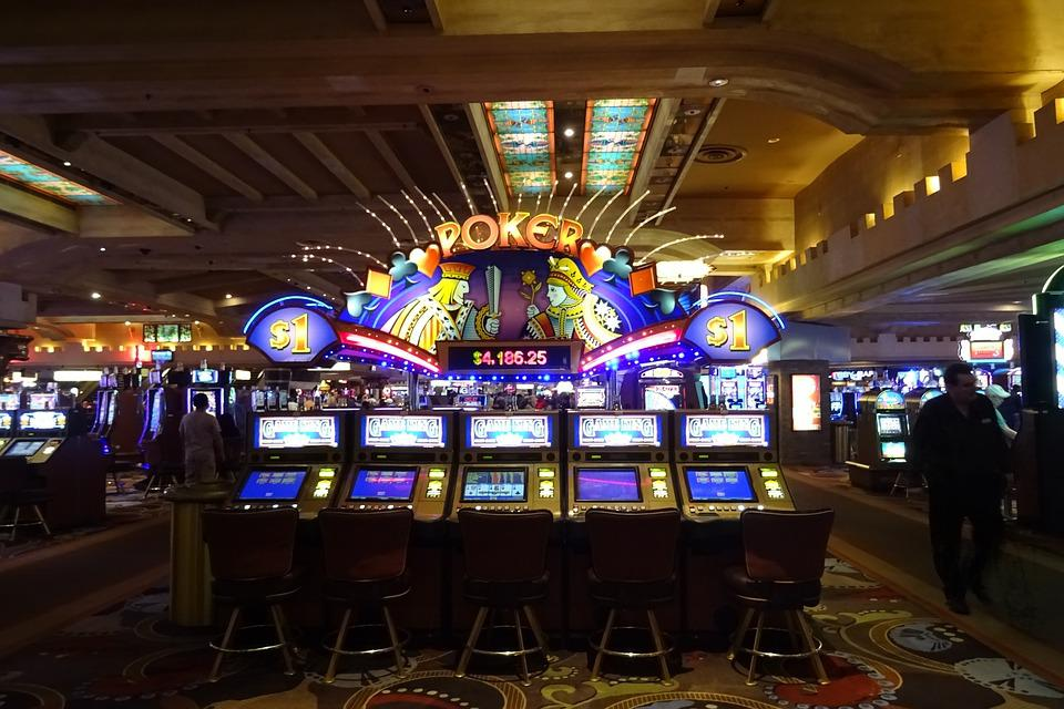Casino, Las Vegas, City, Architecture, Theme, Boulevard