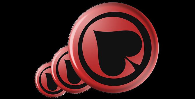 Logo, Poker, Casino, Gambling, Game, Bet