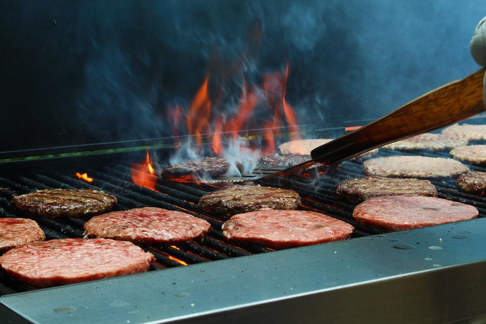 Free photo: Grill, Fire, Smoke, Bbq, Barbecue - Free Image on ...