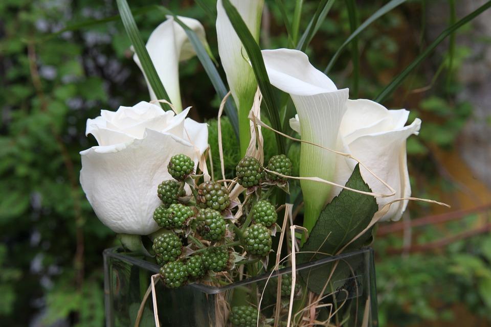 Hochzeit Callas Blume Kostenloses Foto Auf Pixabay