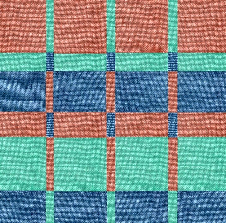 Free Illustration Fabric Texture Textile Geometric