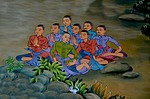 devotees, buddha, buddhism