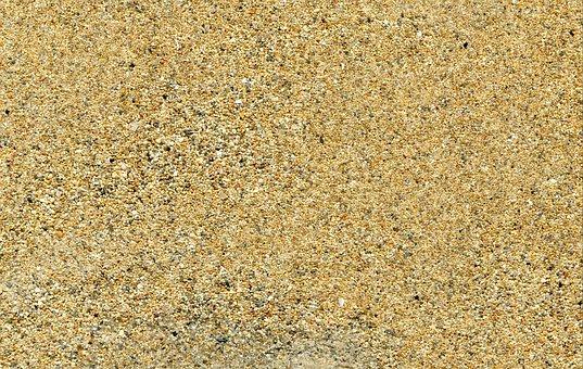 Sand, Crumb, Beach, Minerals, Mix
