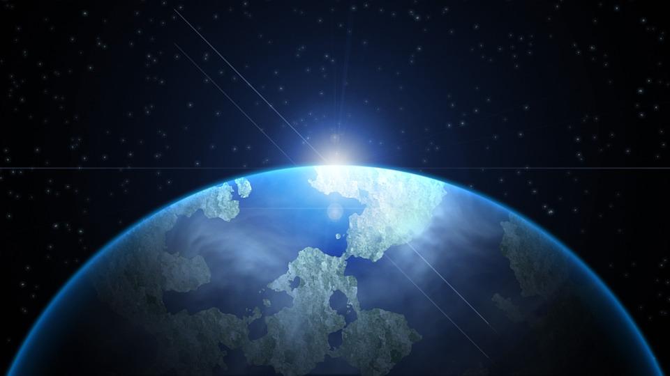 Earth Graphic Design · Free image on Pixabay