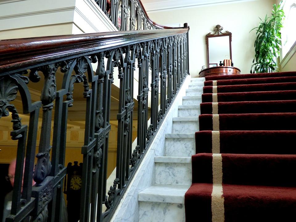 Treppe Treppenhaus Jahrgang Kostenloses Foto Auf Pixabay