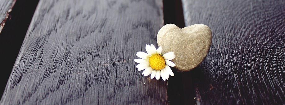 Kamień, Kamienne Serce, Serce, Miłość