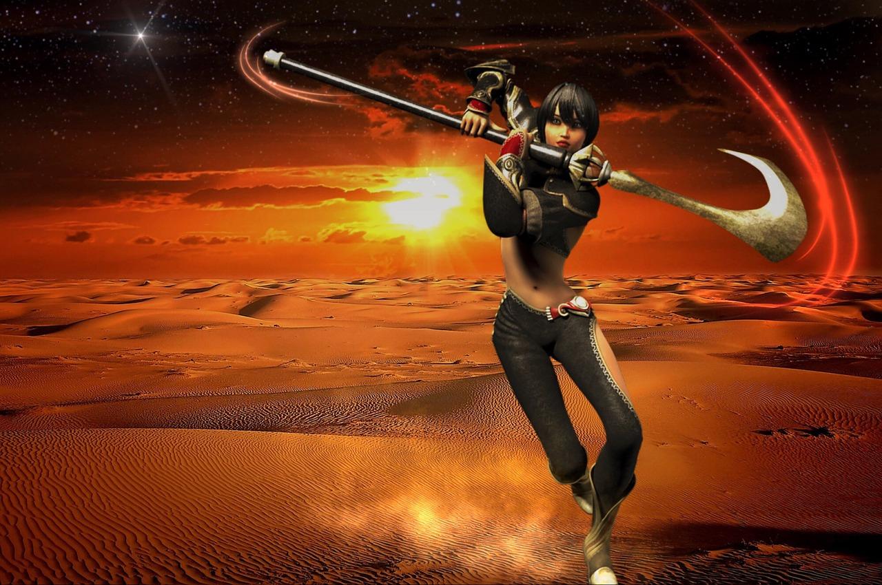 太阳女战士被电击流血 太阳女战士欧娜受难