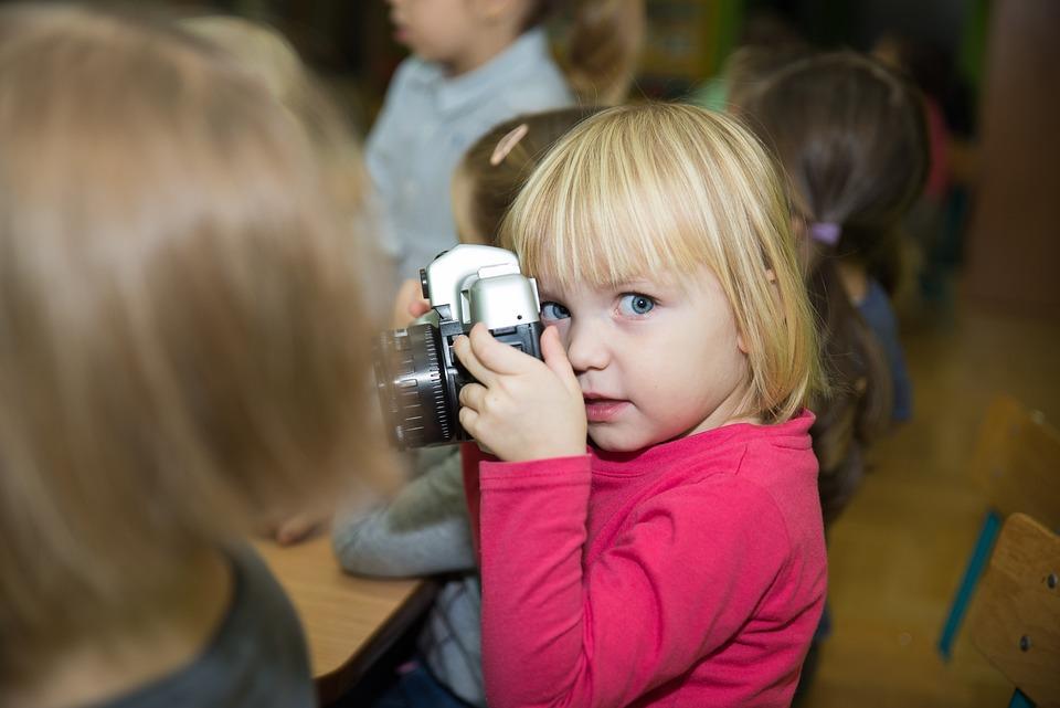Kamera kindergarten auge · kostenloses foto auf pixabay