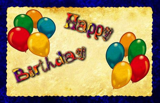 Happy Birthday Bilder Kostenlose Bilder Herunterladen Pixabay