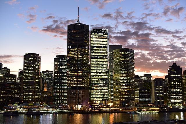 City Skyline Cityscape 183 Free Photo On Pixabay
