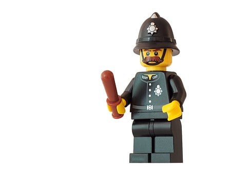 Police, Lego, Policeman, Law