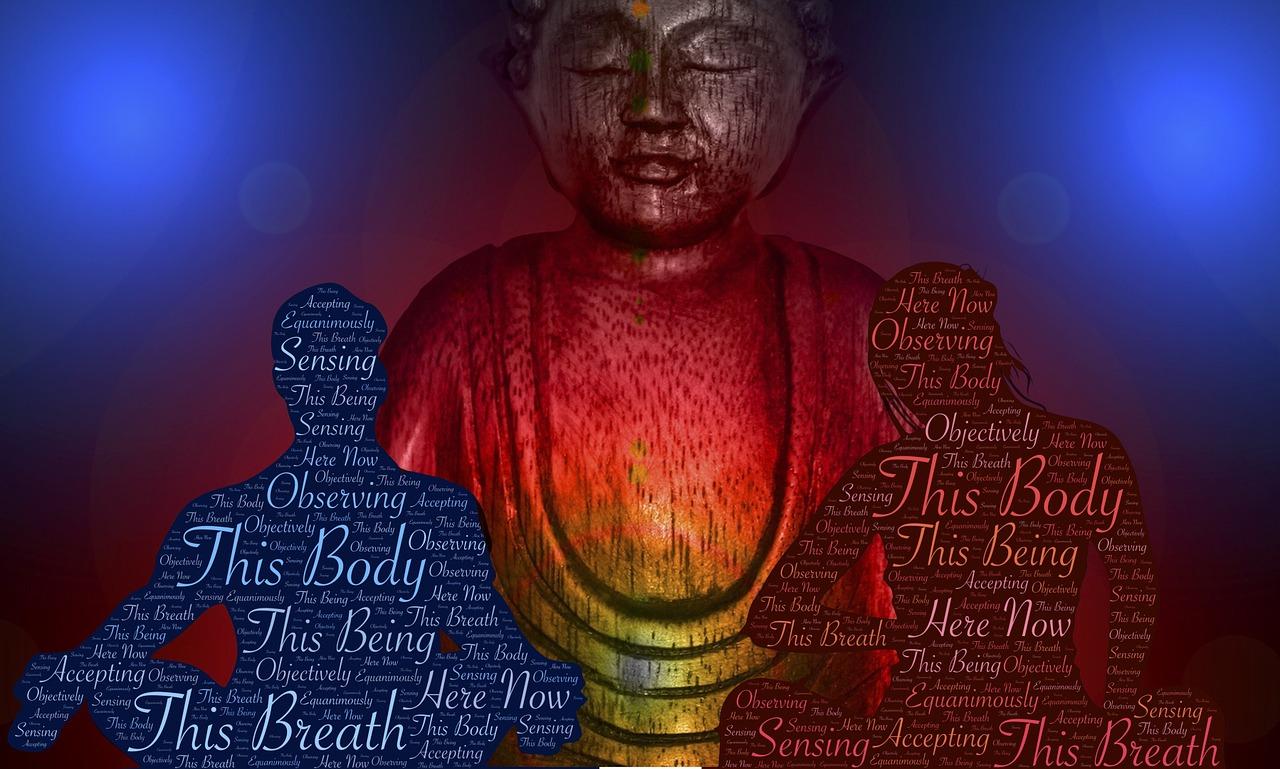 内观,瑜伽,冥想,意识,实践,泰然处之,存在,是,这里,现在,呼吸,感觉,观察,传感,耐心,无常,态度,新鲜,提高认识,正念,慈悲,非判断,验收,欣赏,让,平等心,醒,意识到,注意到,反应性,没反应,和平,宁静,冷静,平静,信任,刺激,思想,情感,身体,佛