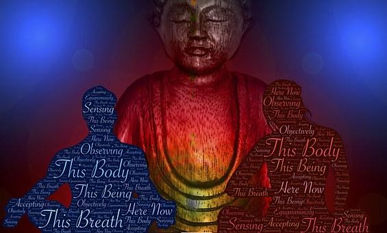Vipassana, Yoga, Meditation