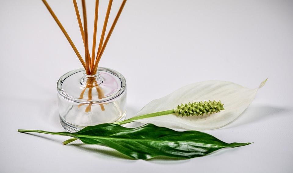 香り, スティック, 芳香族, アロマセラピー, におい, 香水, 療法, ボトル, エッセンス, 木造
