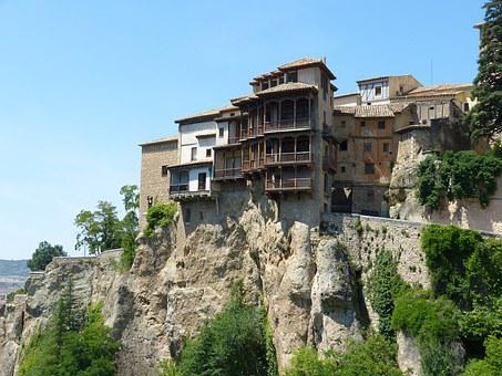 Qué ver qué hacer en Cuenca, Casas Colgadas de Cuenca