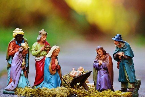 Boże Narodzenie Szopka Dane