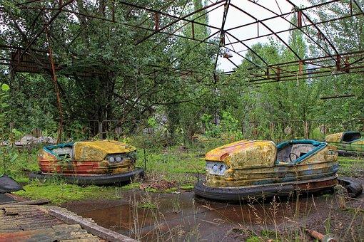 Pripyat, Ucrânia, Chernobyl, Desastres