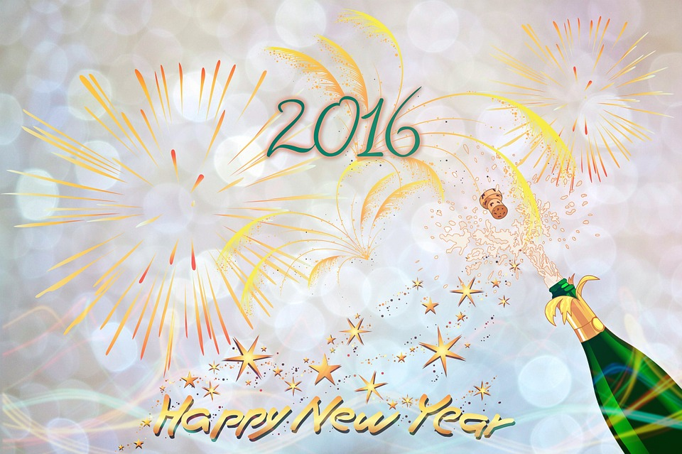 Happy New Year Year\'S Day · Free image on Pixabay