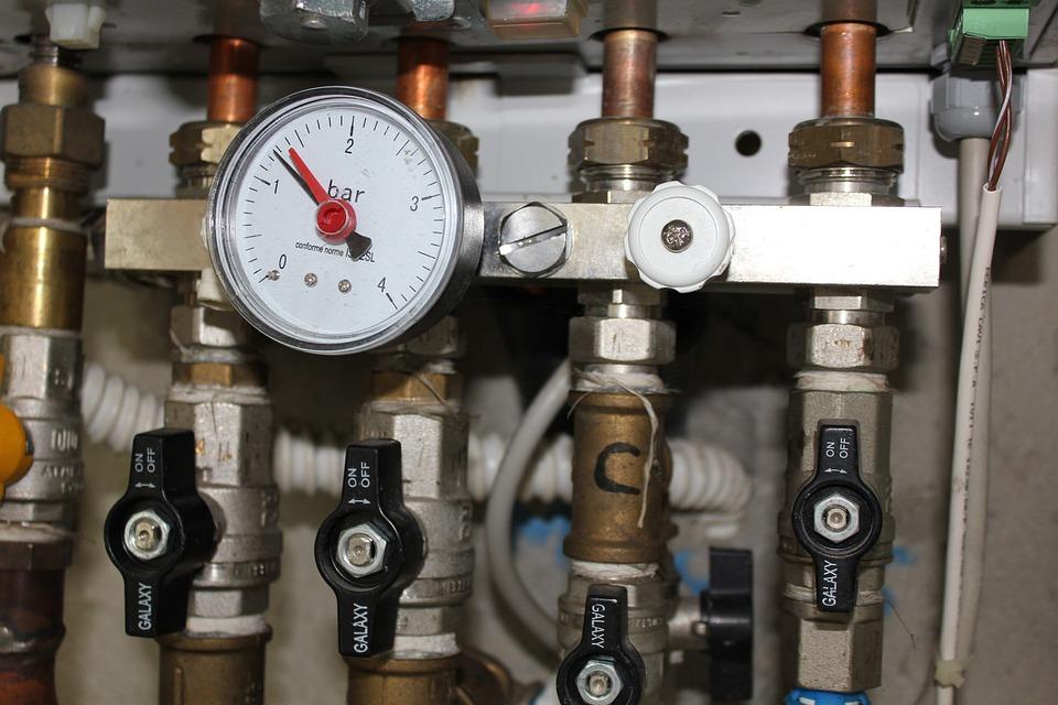 Boiler, Heating Plant, Home