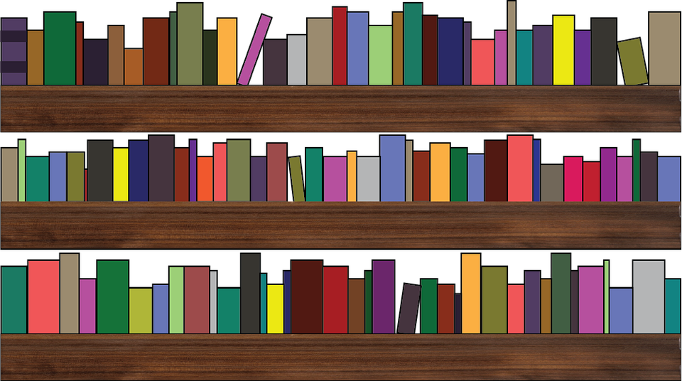 Book Read Shelf Free Image On Pixabay