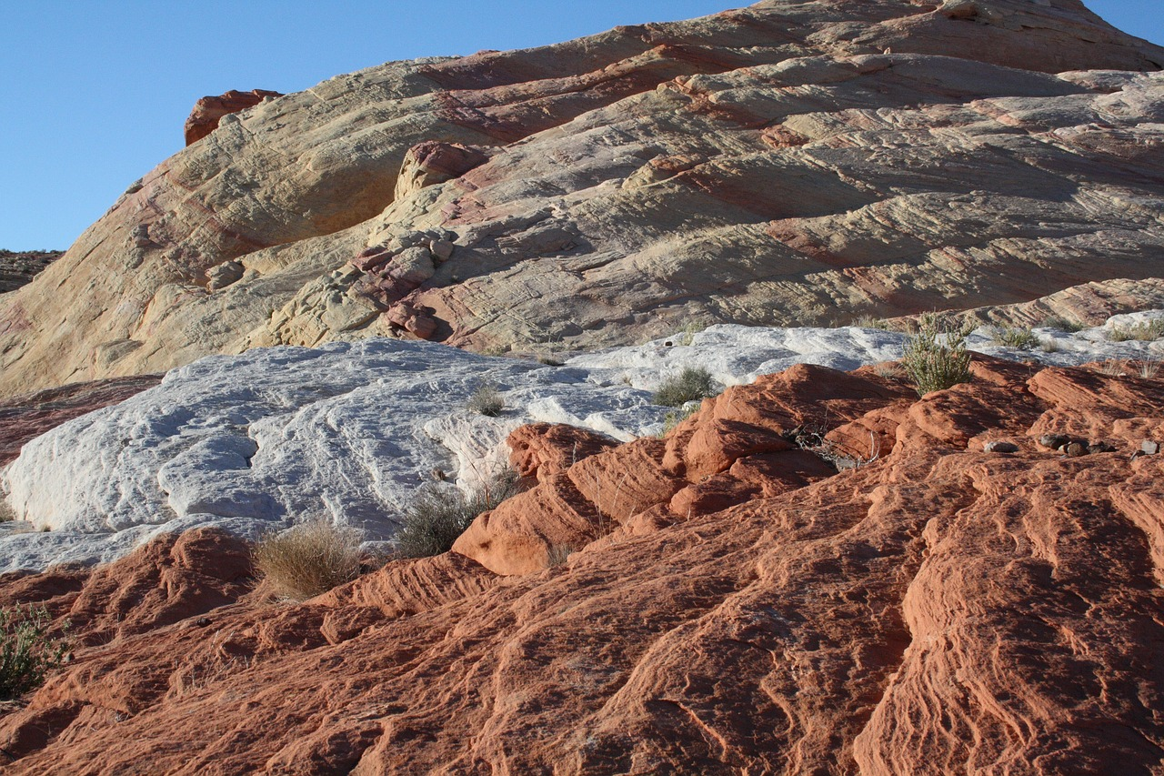 geologic history of red rock canyon and valley of fire The red rock canyon national conservation area in nevada is an area managed by the bureau of land management as part of its national landscape conservation system, and protected as a national conservation area.