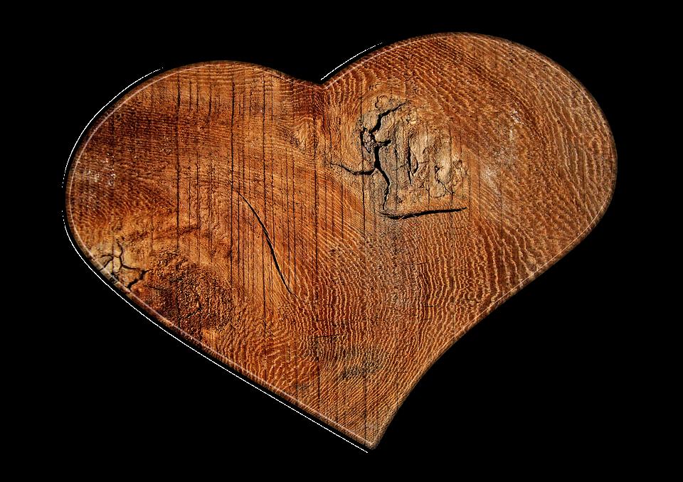 Wallpaper steine herz  Free illustration: Heart, Love, Wood, Grain, Structure - Free ...