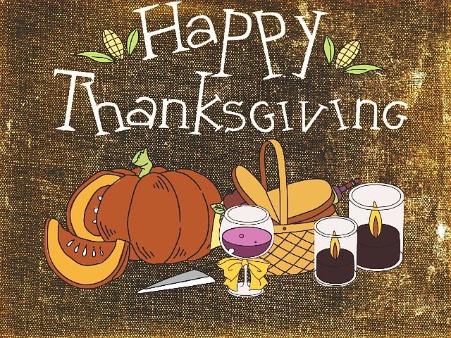 Free Illustration Happy Thanksgiving Thanksgiving Free