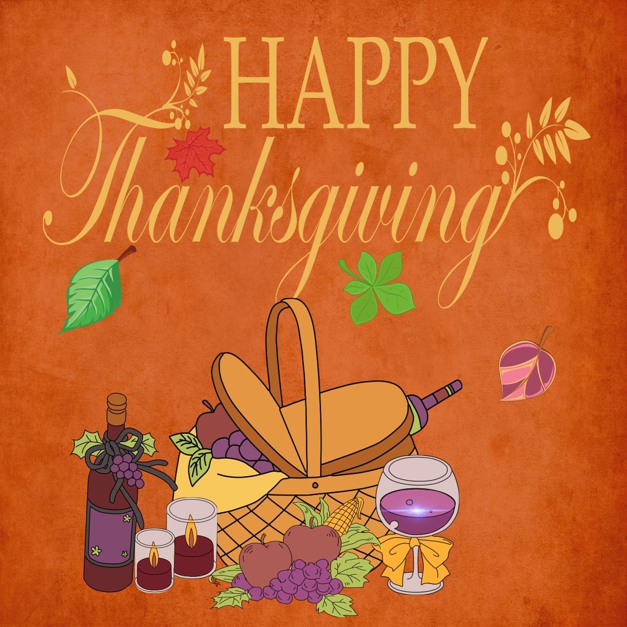 Happy Thanksgiving Erntedankfest Kostenloses Bild Auf Pixabay