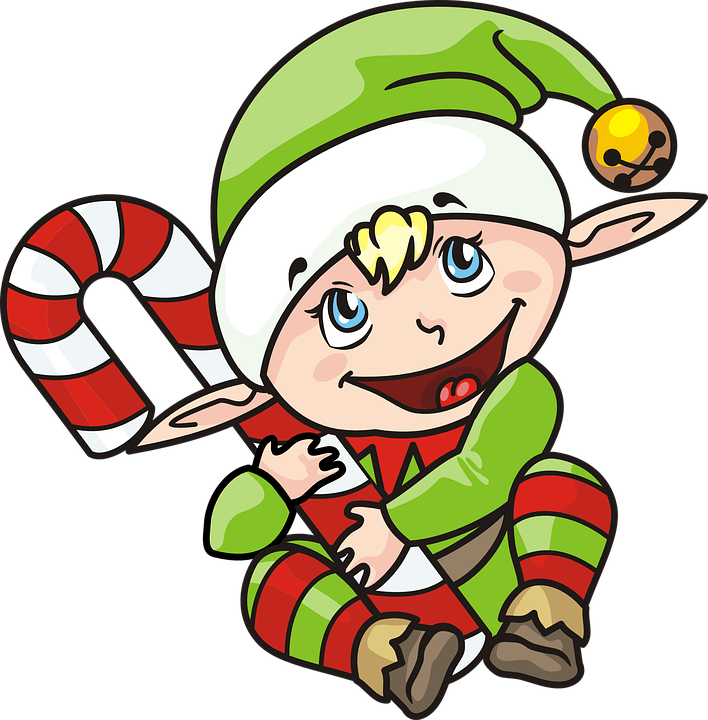 Free vector graphic: Holidays, Christmas, Elf, Gnome - Free Image on ...