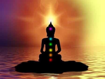 Aura, Chakra, Meditation, Contemplation