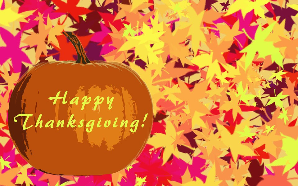 Thanksgiving happy free image on pixabay thanksgiving happy thanksgiving holiday maple leaves m4hsunfo