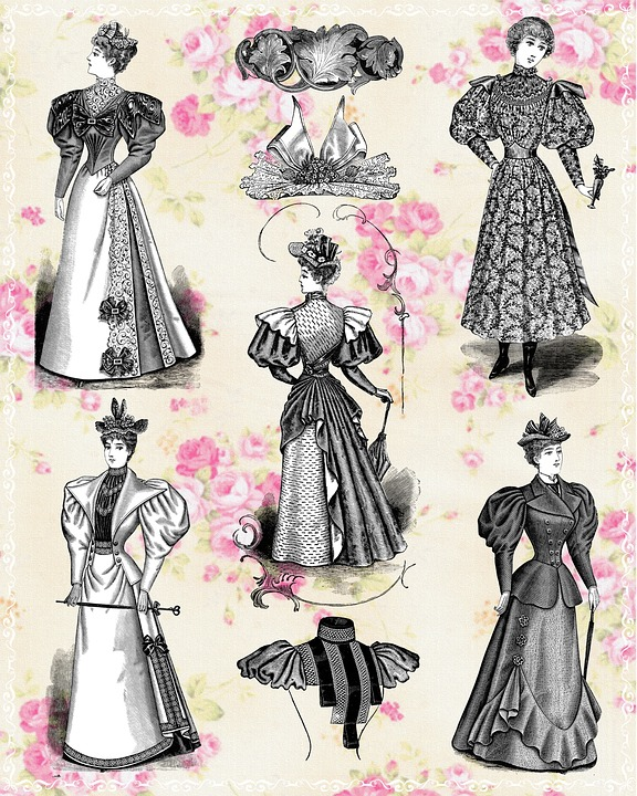 Fashion Designers Inspired By Flowers