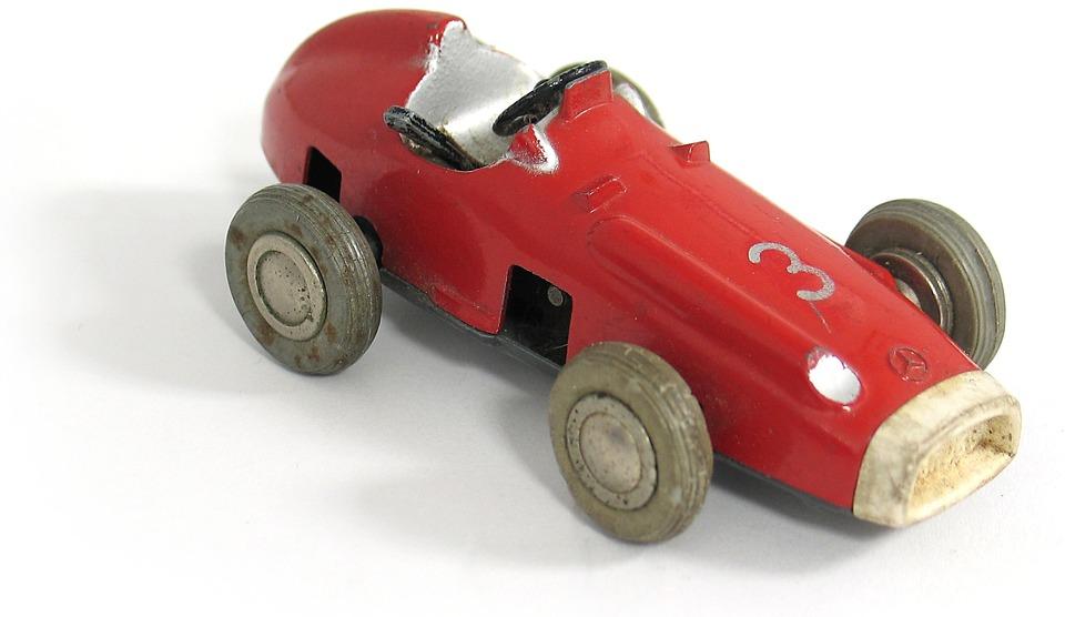 Vintage Wood Toys 55