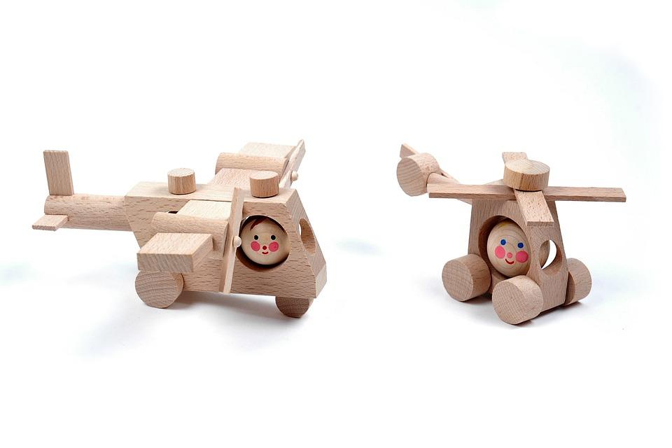 Vintage Wood Toys 29