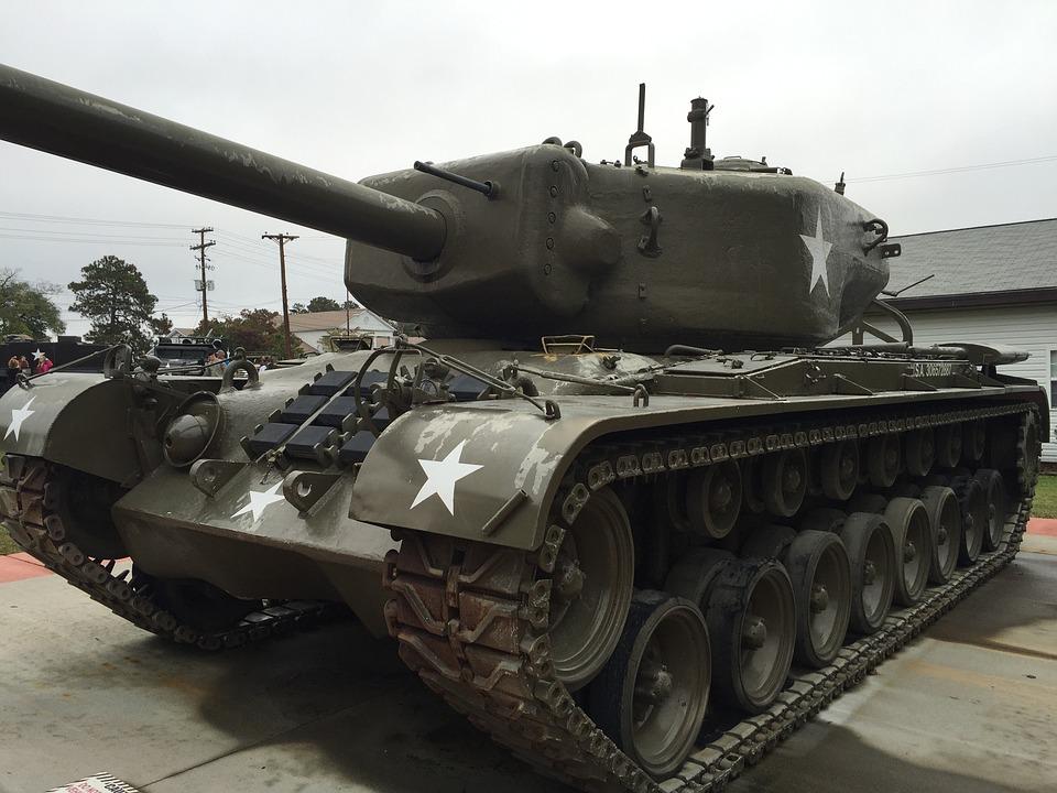 Leger Tank Militaire 183 Gratis Foto Op Pixabay