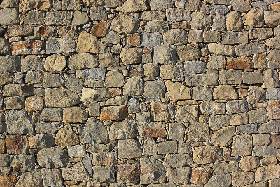 Pared piedra elegant pared piedra with pared piedra - Piedras para pared ...