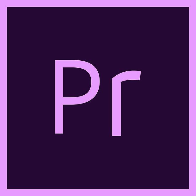 Premiere Adobe Logo 183 Free Image On Pixabay