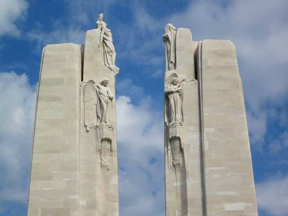 Free Photo Vimy Monument Pylons Chorus Free Image On