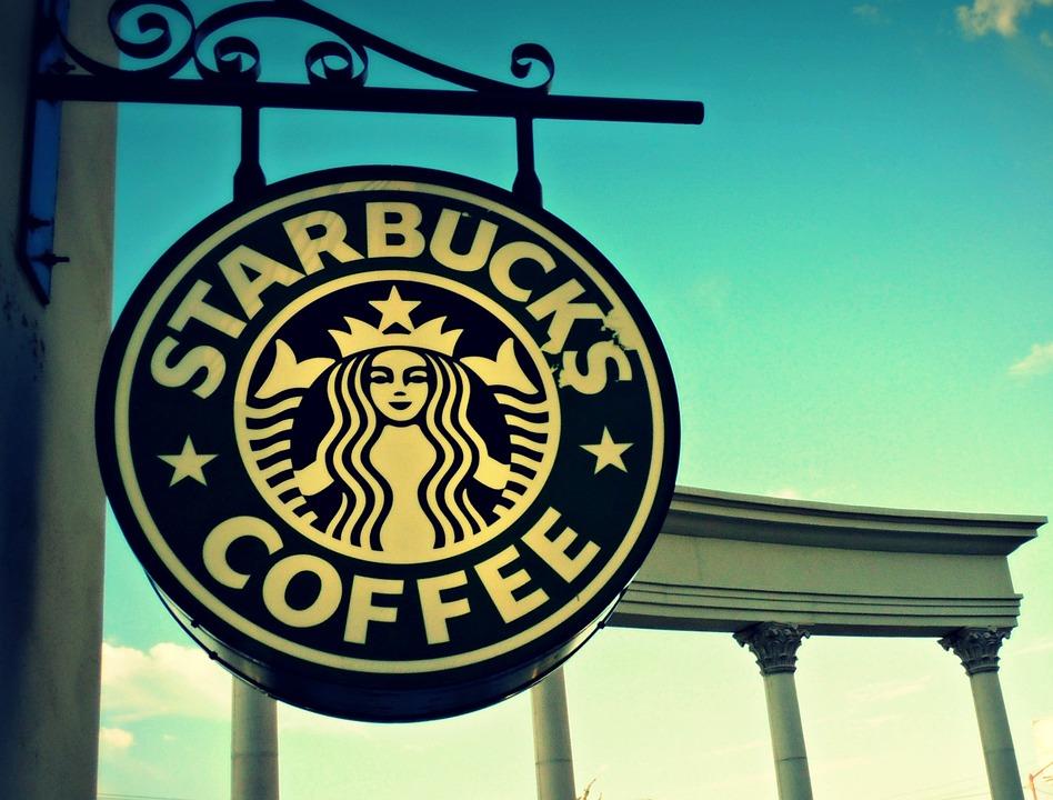 Starbucks, Coffee, Abstract, Logo