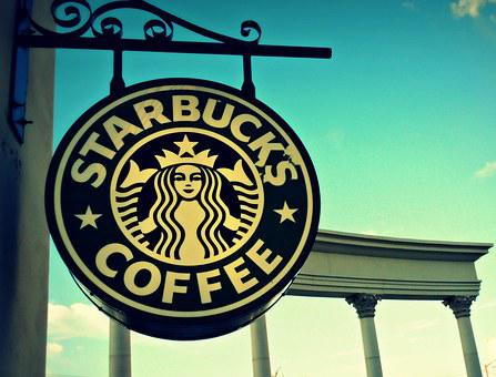 Starbucks, Coffee, Abstract, Logo