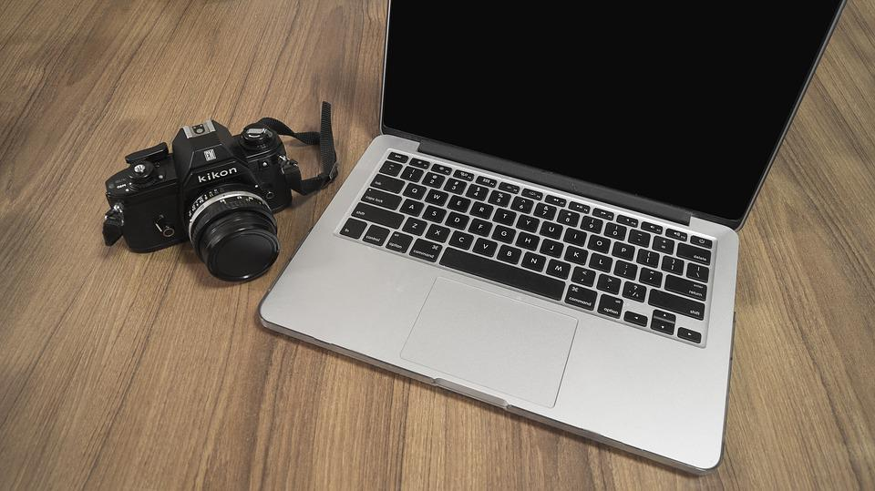 Nikon, Sony, Canon, Dslr, Slr Macbook, Про, Стол