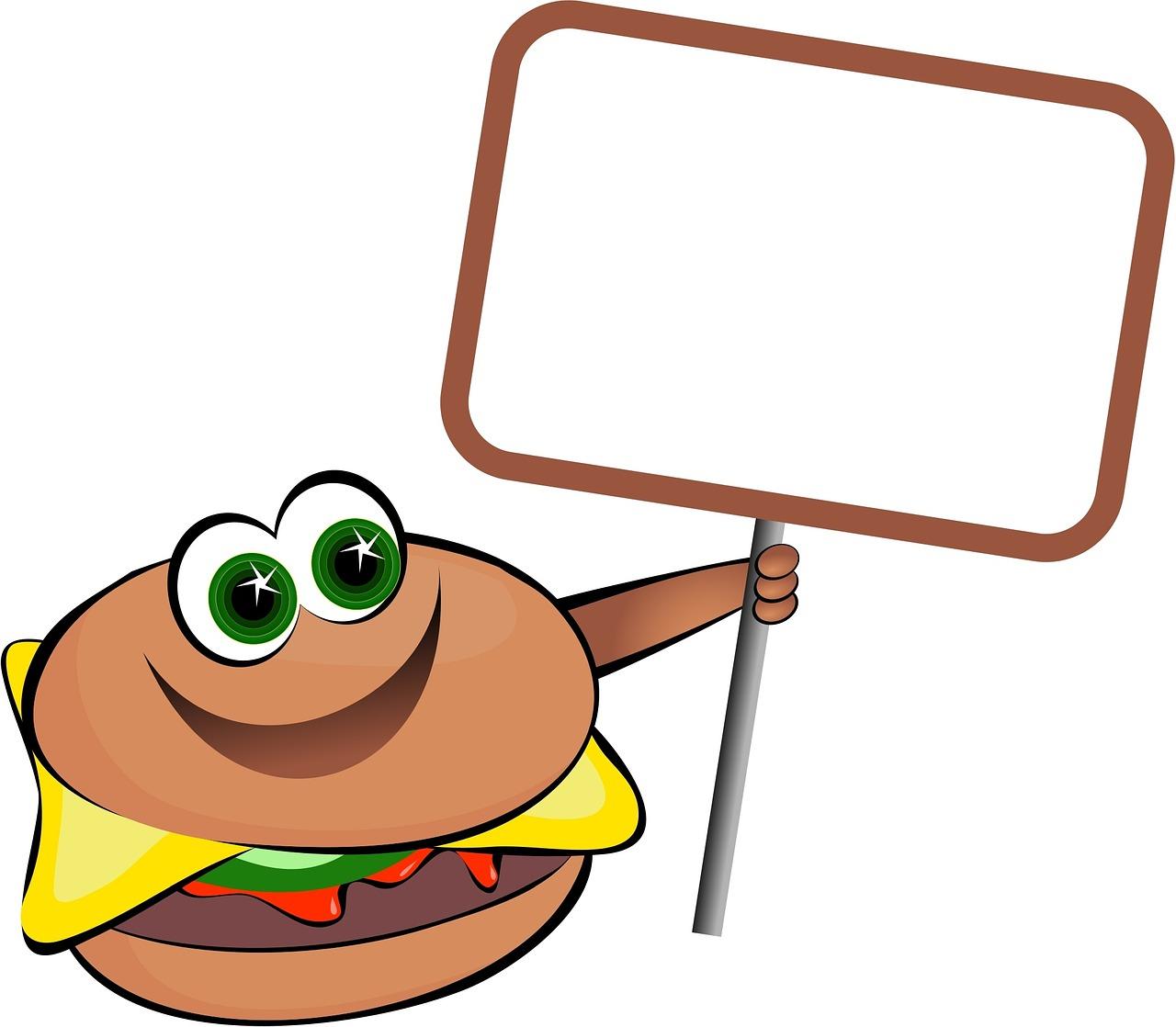 Makanan Kartun Clip Art Gambar Gratis Di Pixabay